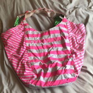 Victoria's Secret Reversible Beach Bag